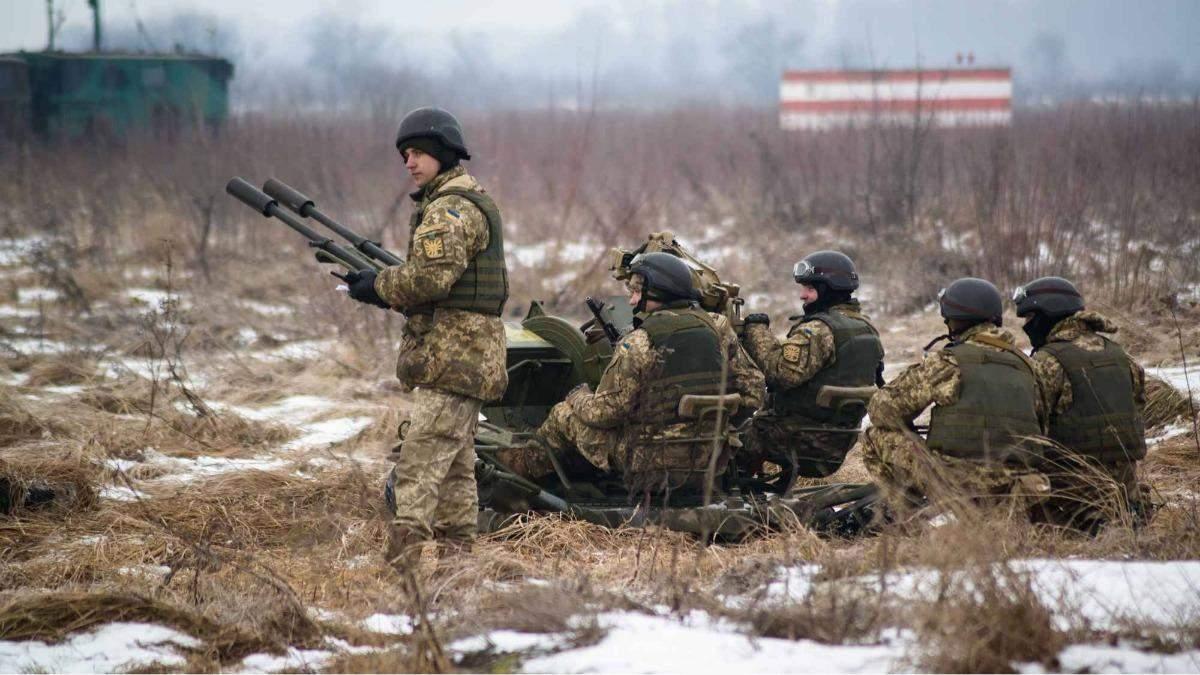 Вкрай напружена ділянка, – пресофіцер 503 ОБМП про бій біля Шумів