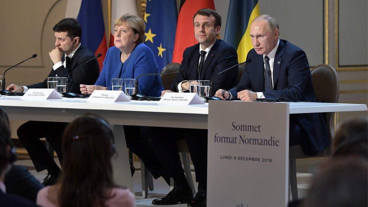Зеленский срочно позвонит Путину, Меркель и Макрону