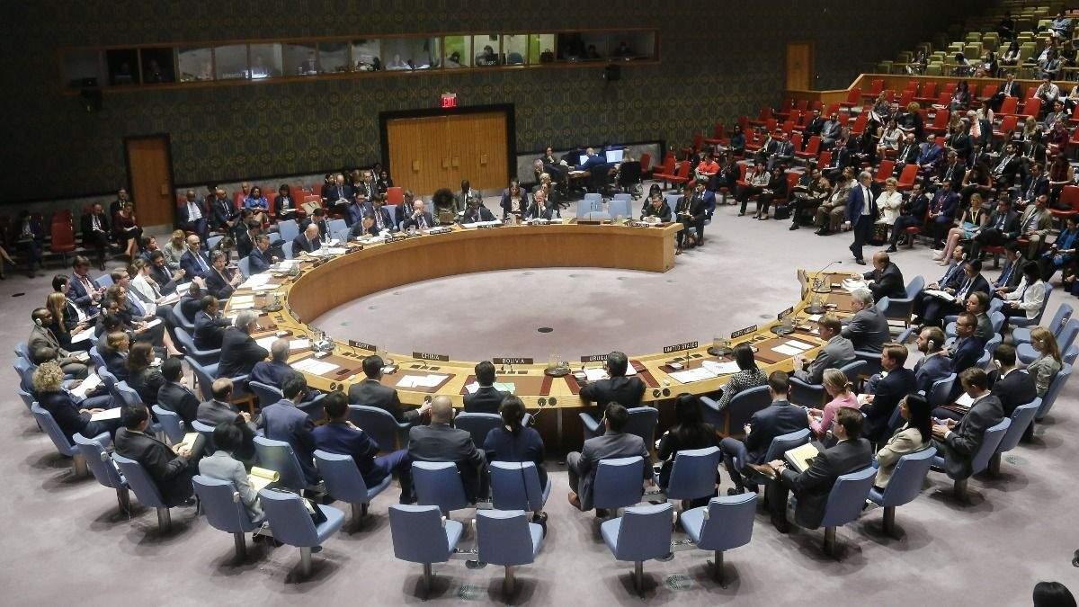 Росія – агресор, а не посередник, – країни ООН про війну на Донбасі