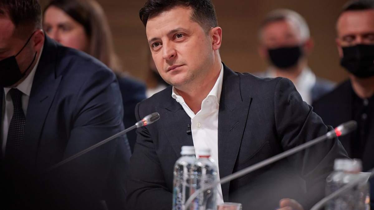 Зеленський скасував указ про призначення Тупицького суддею КСУ