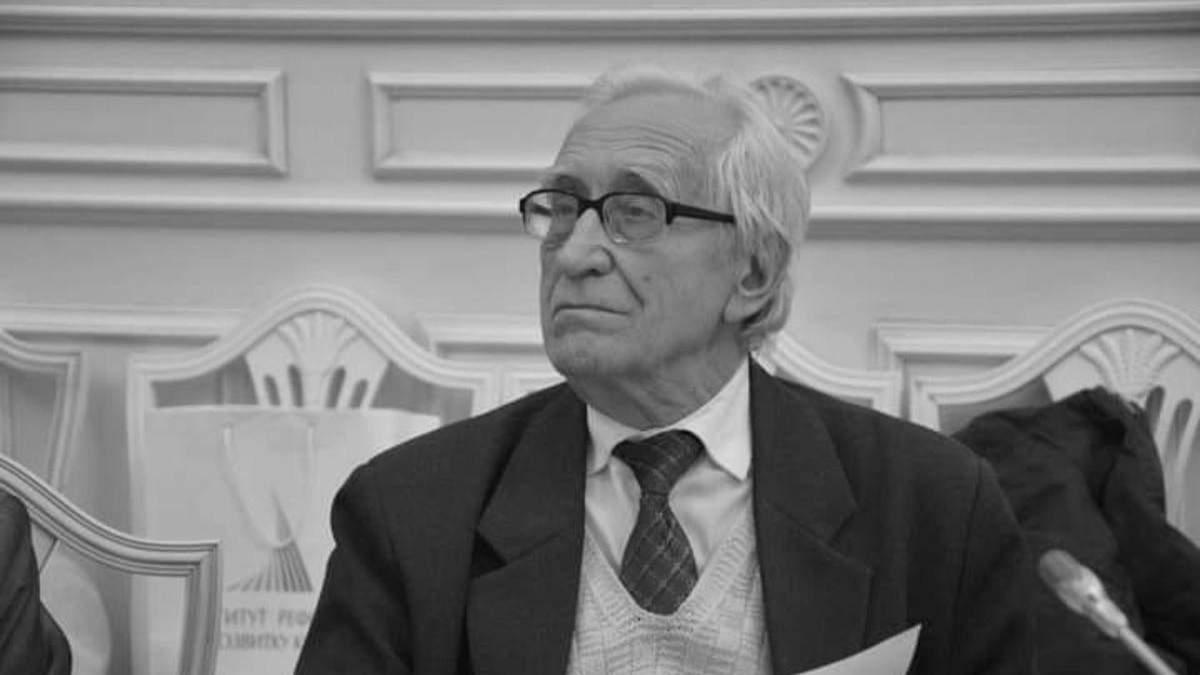 Помер мовознавець Іван Ющук 27 березня 2021: біографія