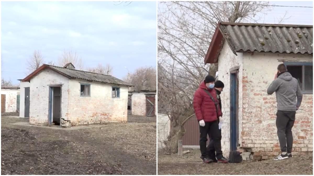 На Харківщині породілля викинула дитину у вигрібну яму: деталі