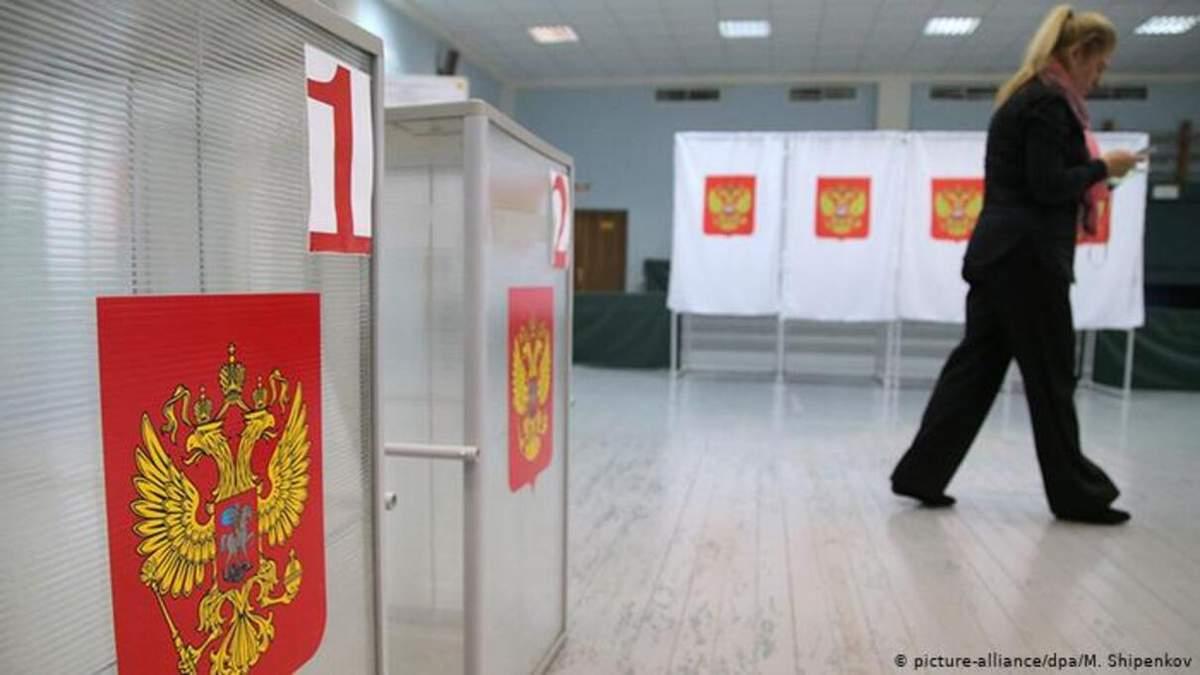 На оккупированном Донбассе откроют участки для голосования в Госдуму