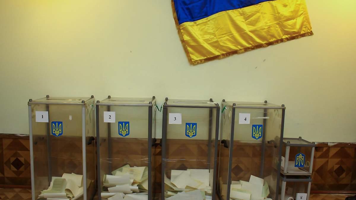 Выборы на Прикарпатье на 87 округе: результаты экзит-пола