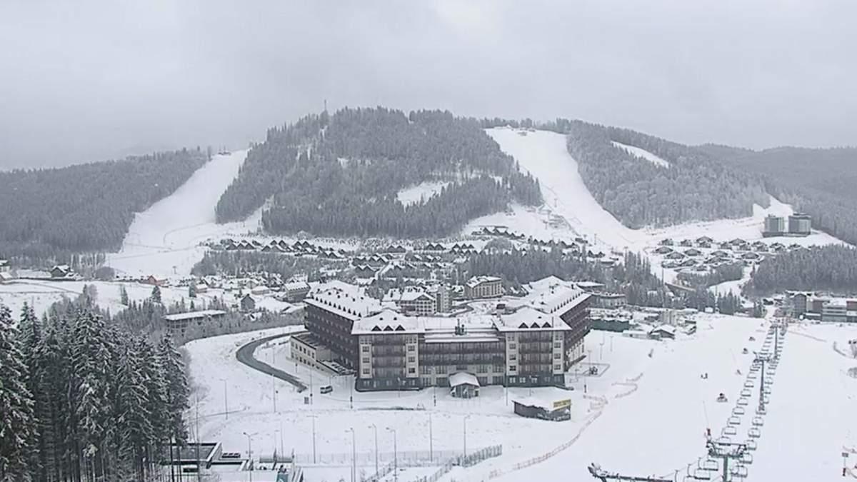 Карпати замело снігом 28 березня 2021: фото, відео
