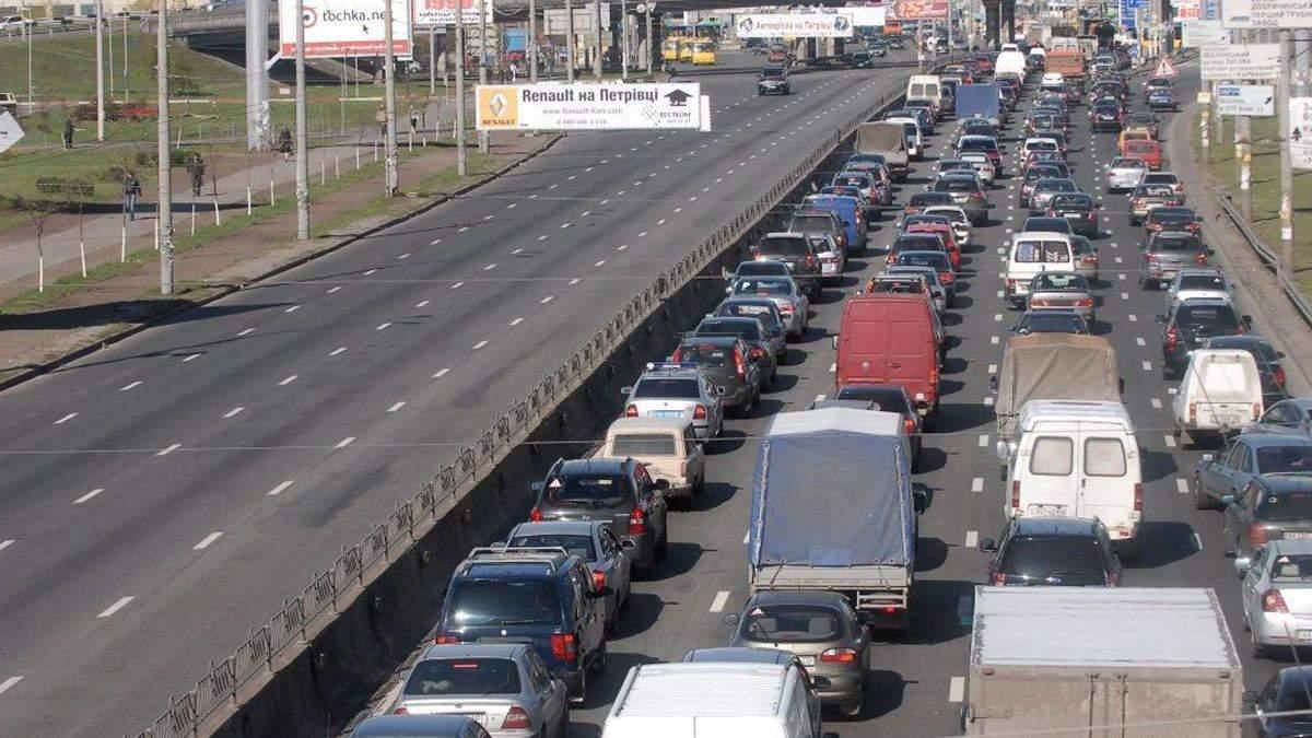 У Києві з 01.04.2021 на 7 вулицях припиняє діяти обмеження швидкості