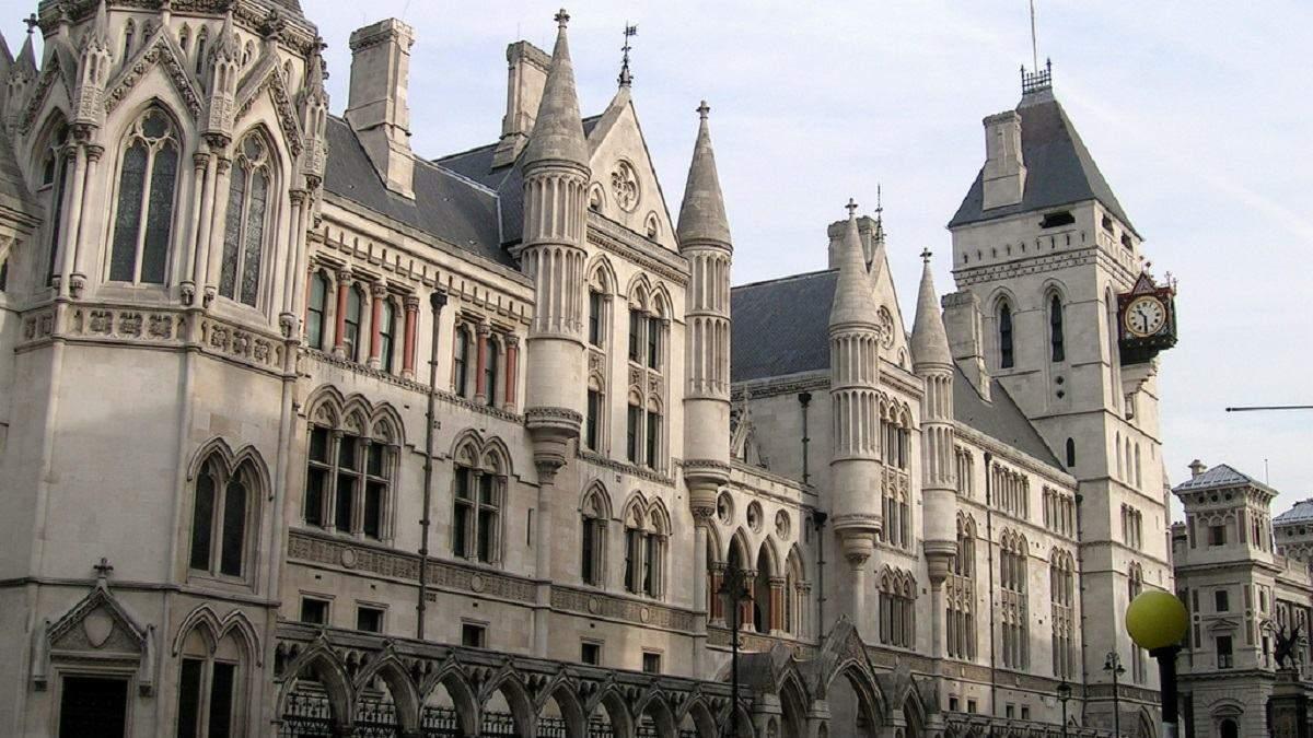 Високий суд Англії та Уельсу