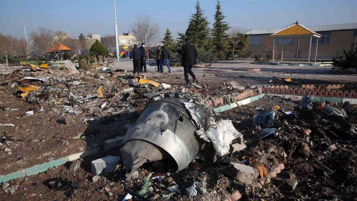 Из-за Ирана могут изменить конвенцию о расследовании авиакатастроф