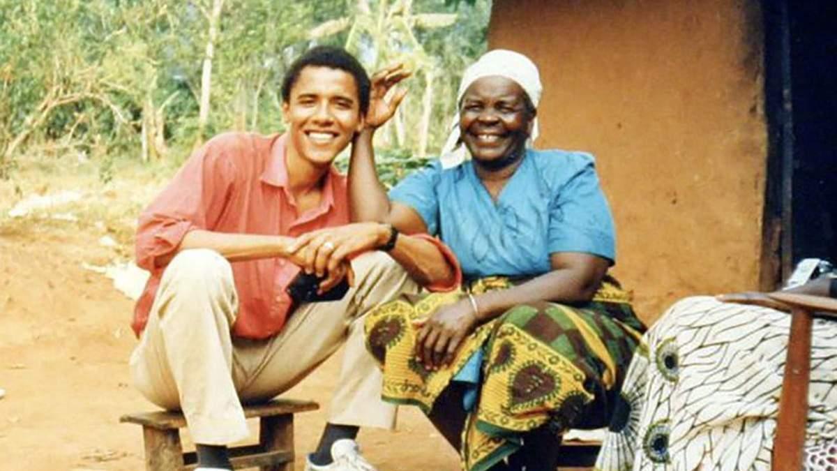 Умерла Сара Обама – бабушка Барака Обамы