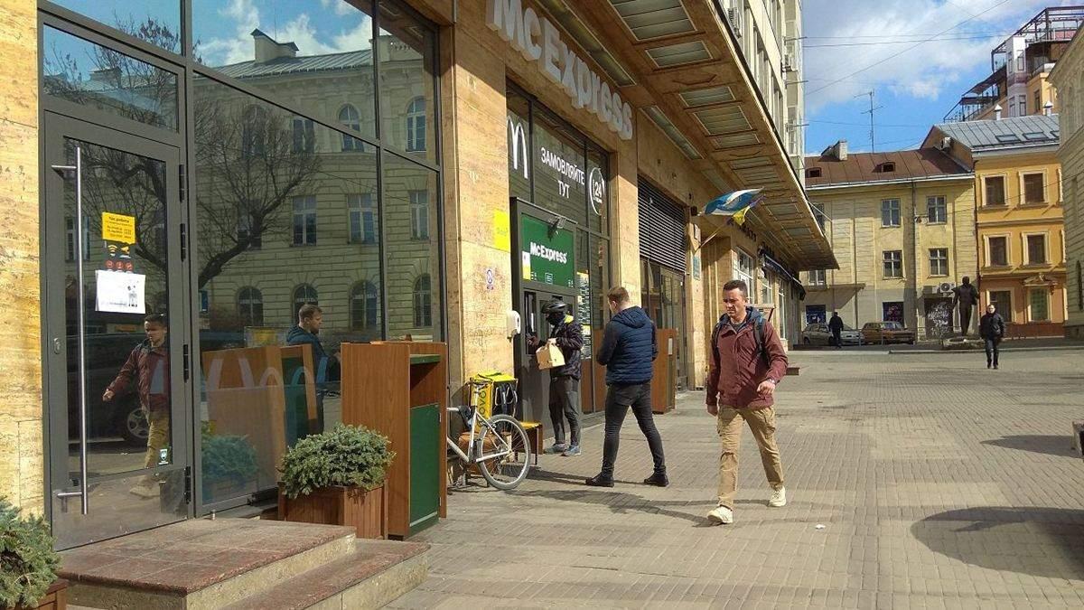 У Львові за порушення карантину закрили кілька закладів: деталі