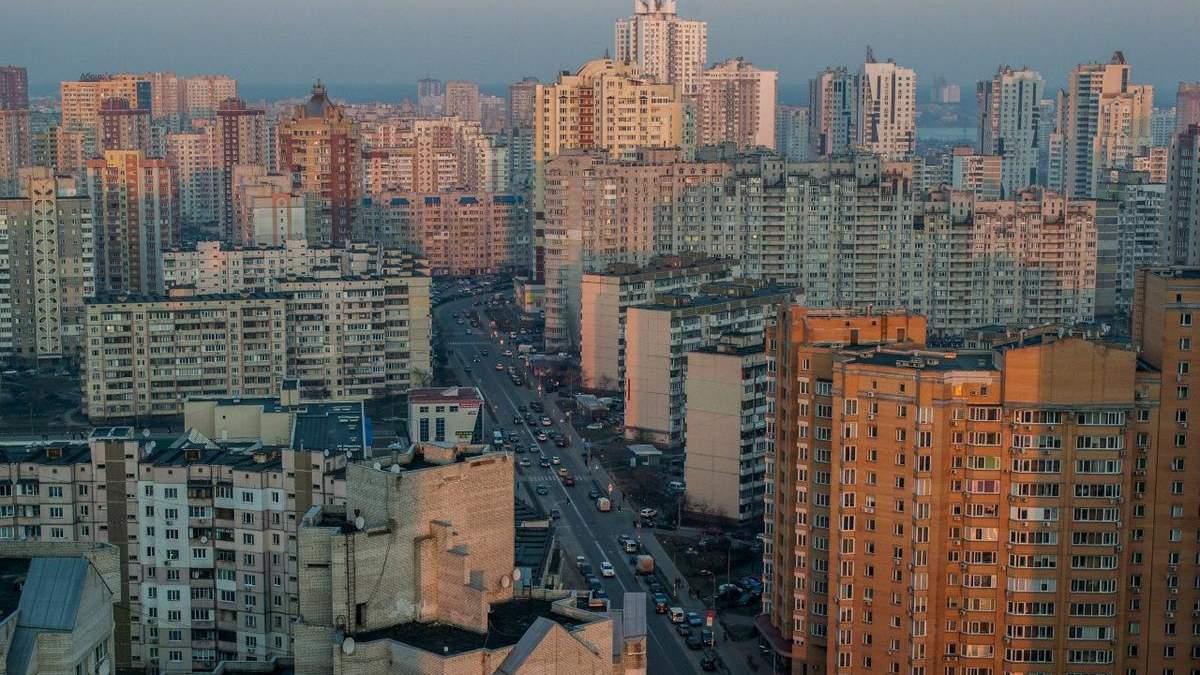 ОАСК може заборонити КМДА розробляти новий генплан Києва