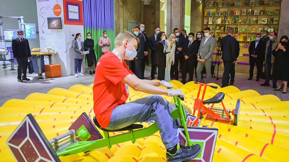 У Львові відкриють перший західноукраїнський інтерактивний музей науки