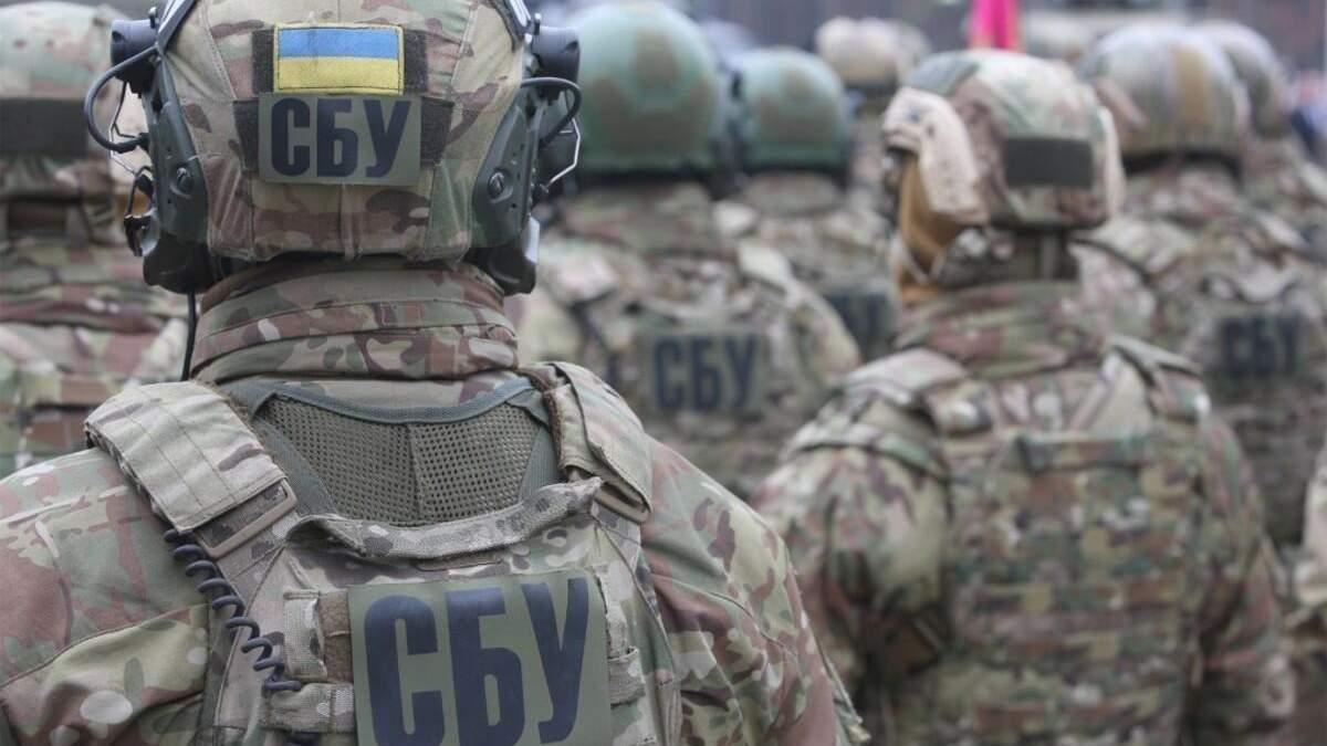 СБУ нашла хранилище боеприпасов боевиков в Словянске: фото