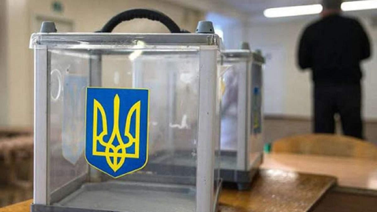 Фальсифікація виборів у 87-му окрузі
