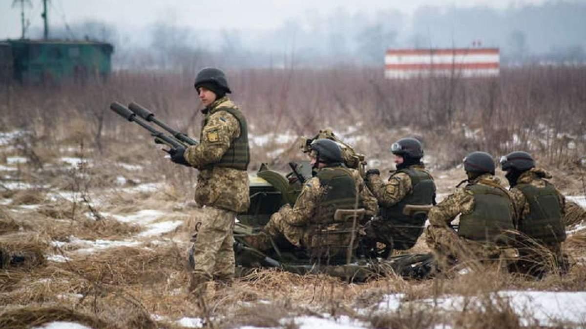 Украина предложила тишину на Донбассе с 1 апреля 2021, Россия против