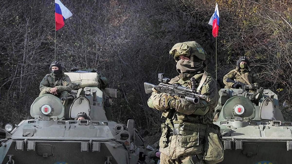 Наблюдатели заметили скопление танков у оккупированного Луганска