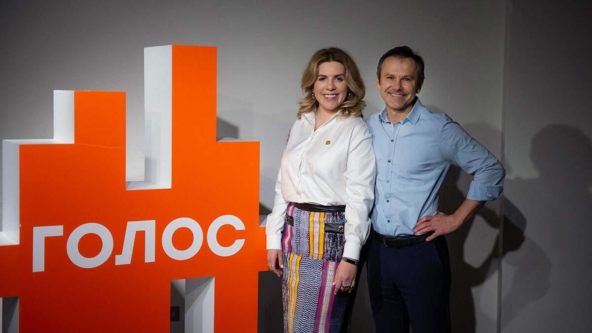 Вакарчук не принимает участия в партийной жизни Голоса, – Рудик