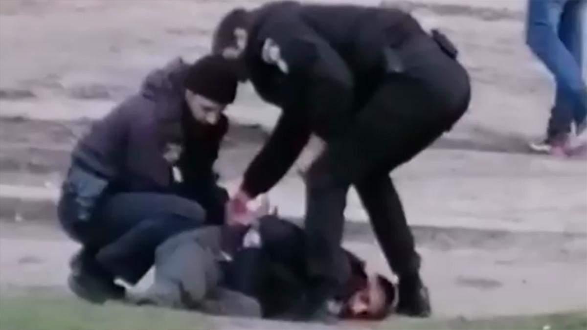 Убийство 16-летнего подростка на Днепропетрощины: видео