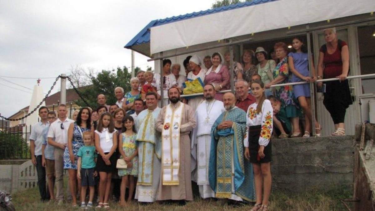 Верующих не стало меньше, - Шевчук о работе УГКЦ на Донбассе и в Крыму