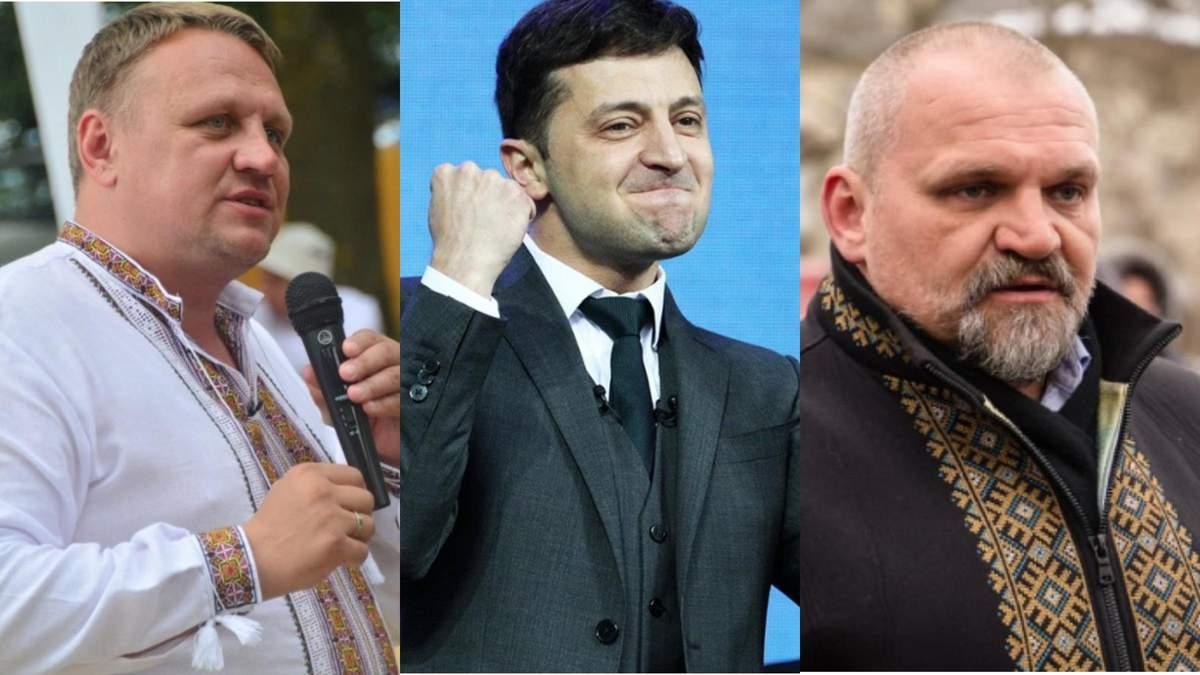 И Вирастюк, и Шевченко могут быть удобными для Зеленского, - Соляр