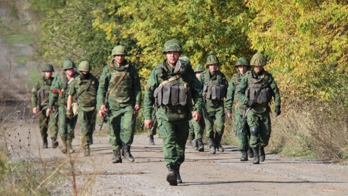 Россия готова к эскалации на Донбассе с продвижением вглубь Украины