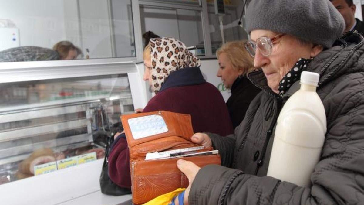 В Киеве магазины могут внедрить приоритетные часы для пенсионеров