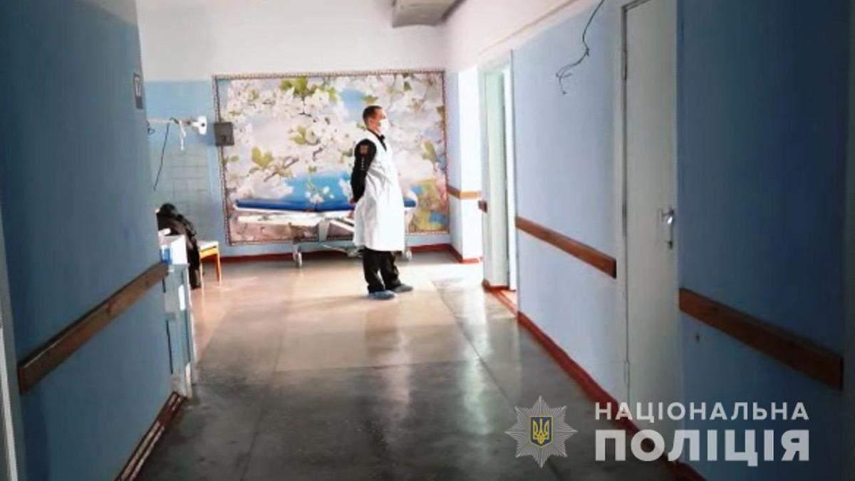 В Одесской области мужчина убил жену и пытался покончить с собой