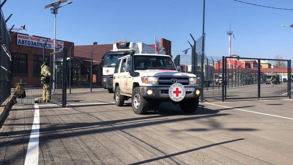 Гуманітарна допомога для Луганська: в ОРДЛО привезли медикаменти