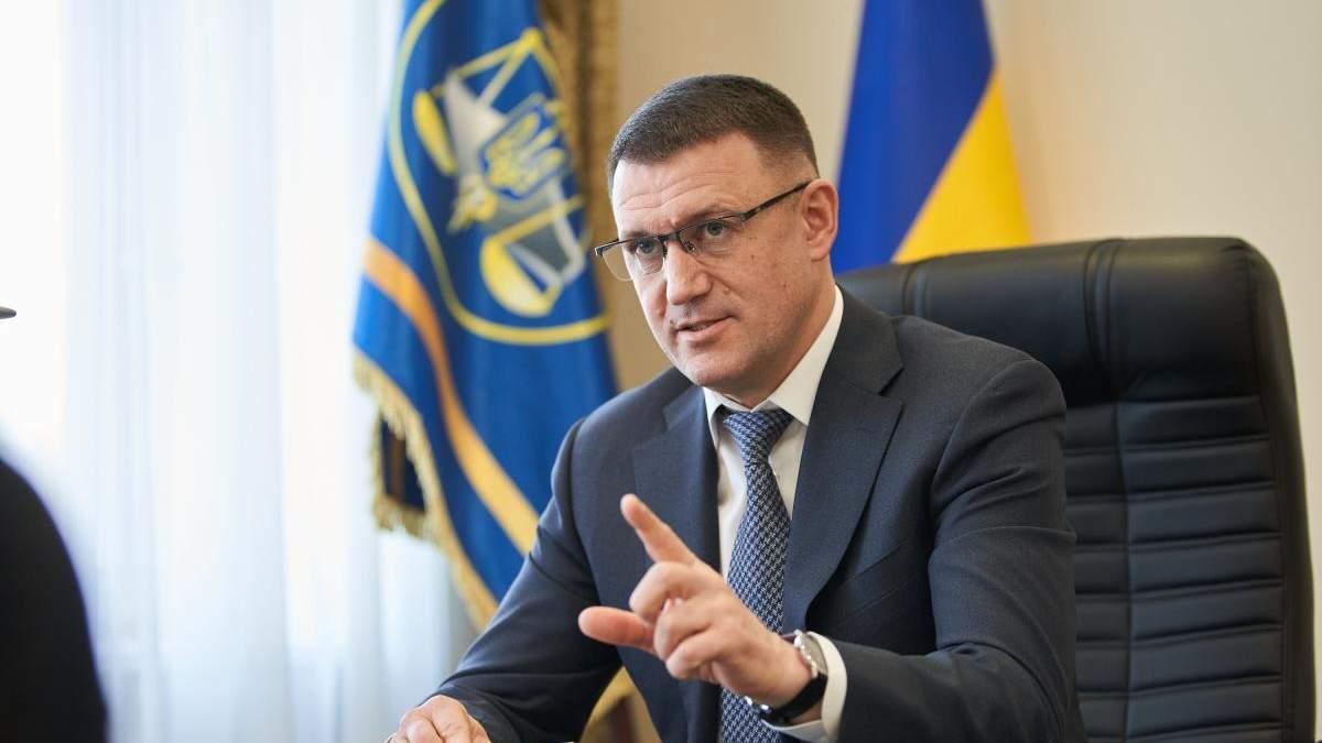 Председатель ДФС рассказал о результатах борьбы с теневым рынком