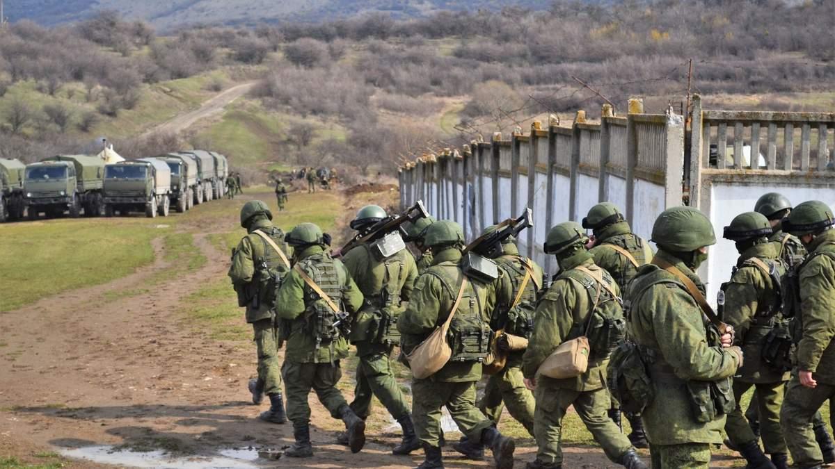 Євросоюз засудив незаконний призов Росії в Криму