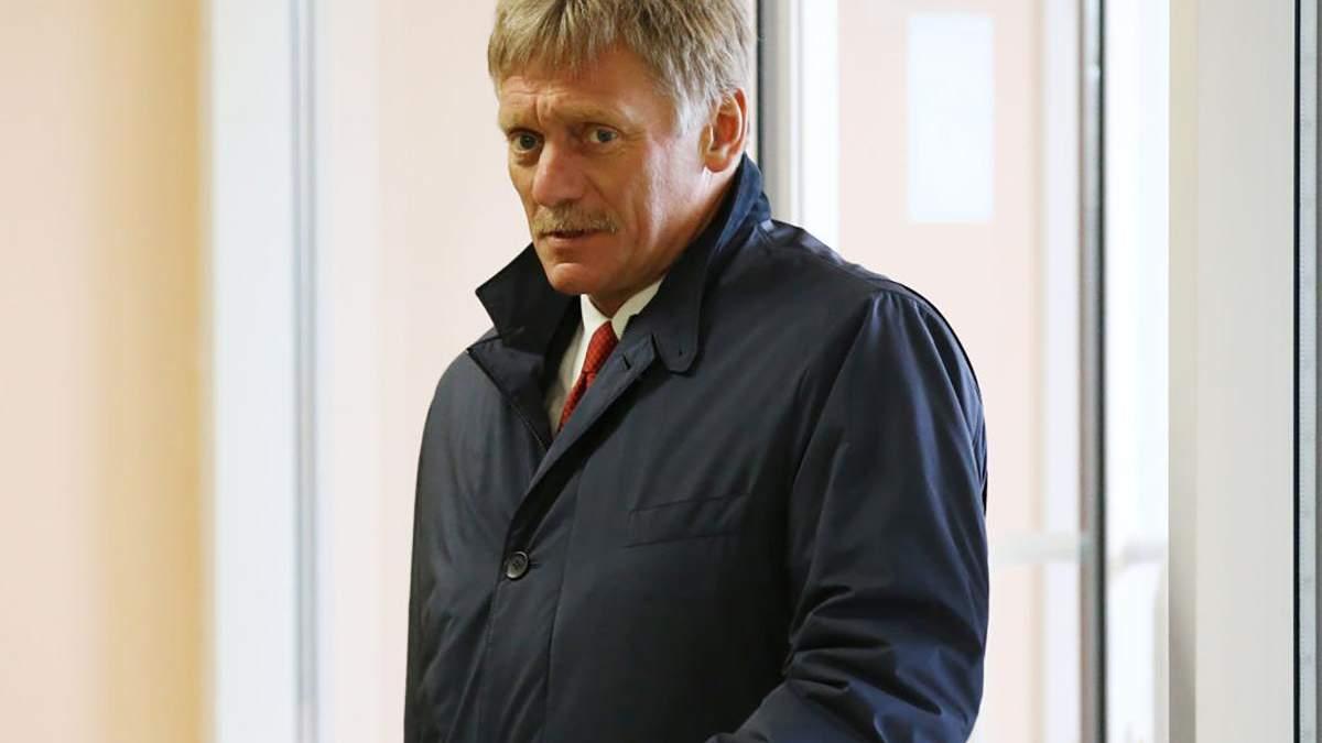 Кремль отреагировал на заявления об эскалации конфликта