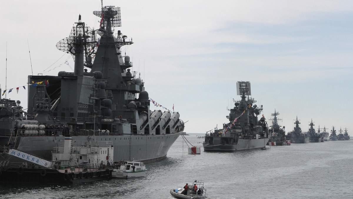 Росія в Криму 2 квітня 2021 почала відпрацьовує наступ