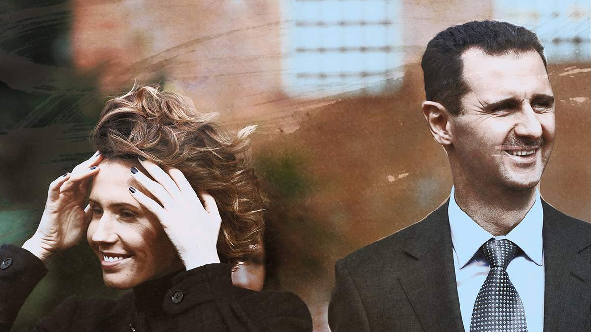 Асма Асад: как начиналась история жены диктатора