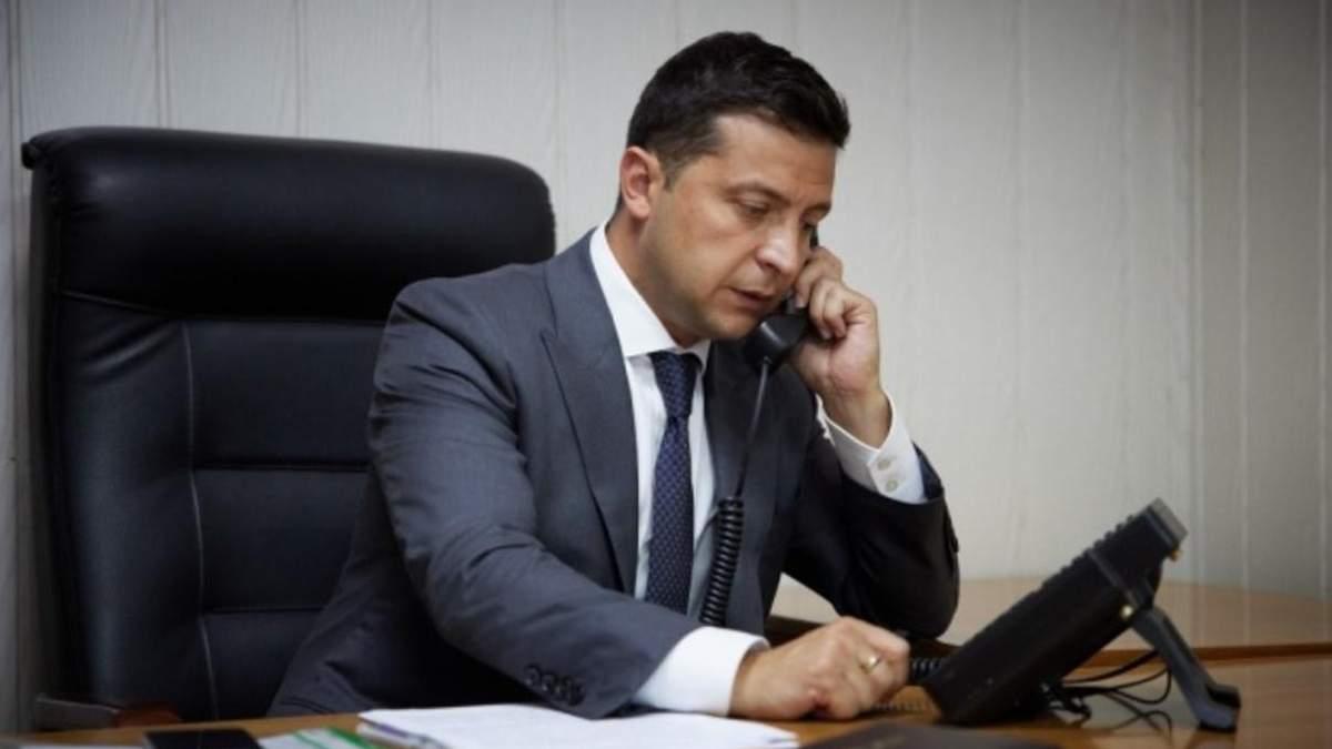 Детали о разговоре Зеленского и Байдена от Офиса Президента
