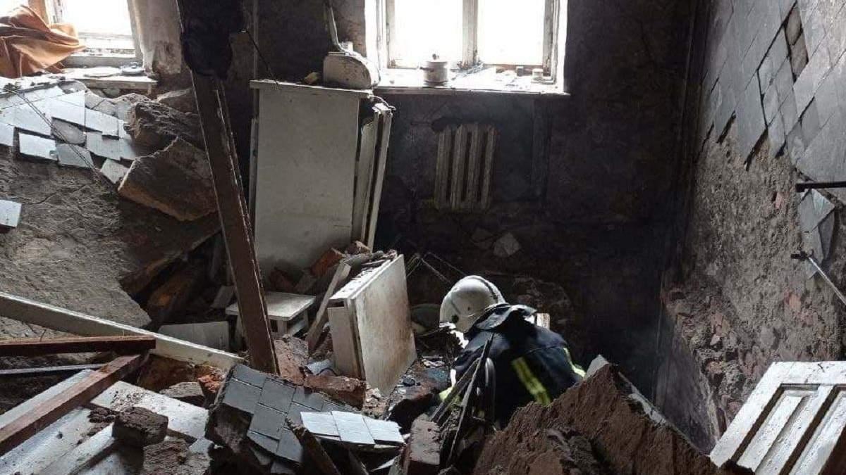 Взрыв газа в Одессе: пострадавший умер, полиция открыла дело