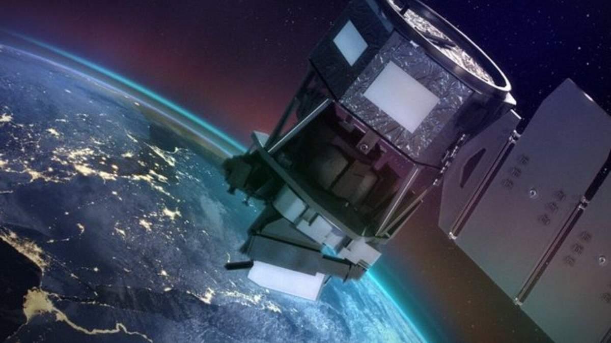 Російський військовий супутник вибухнув над Тихим океаном