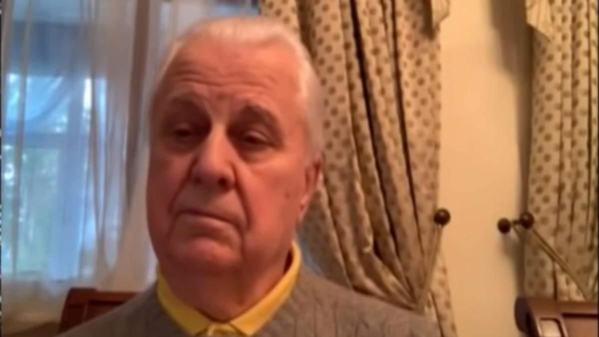 Кравчук об эскалации: это не наши войска на территории России