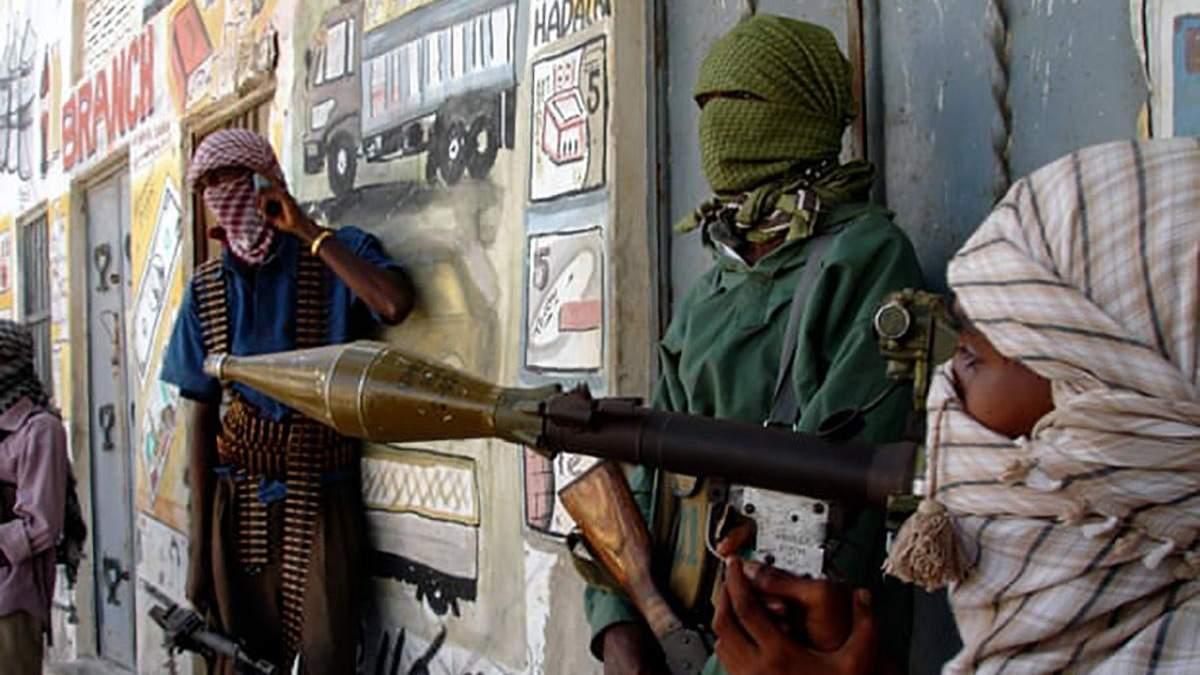 Нападение смертника в Сомали: погибли по меньшей мере 6 человек