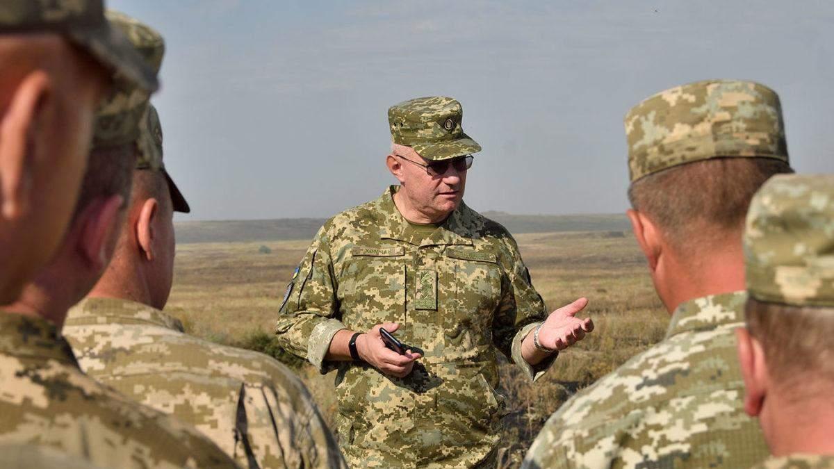 ЗСУ стали справжнім щитом Європи, – Хомчак звернувся до НАТО