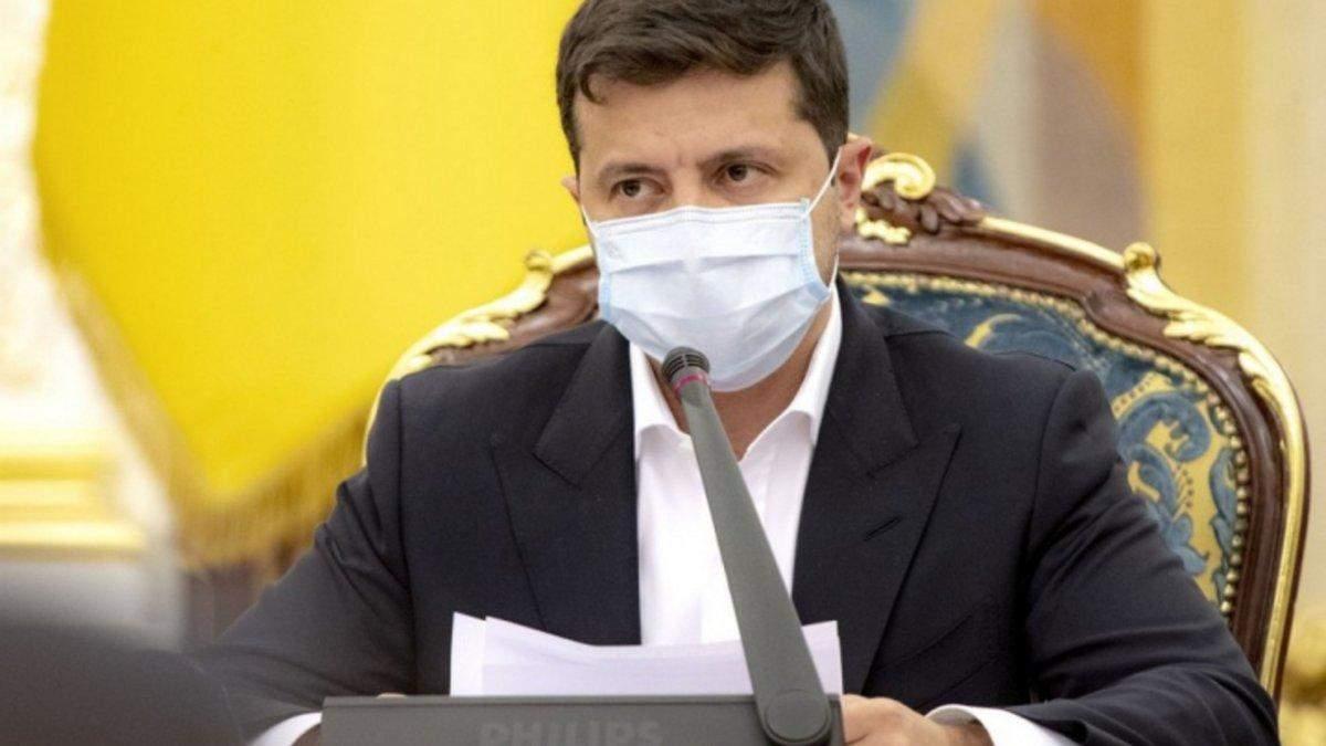 Зеленський ввів у дію рішення РНБО про санкції проти контрабандистів