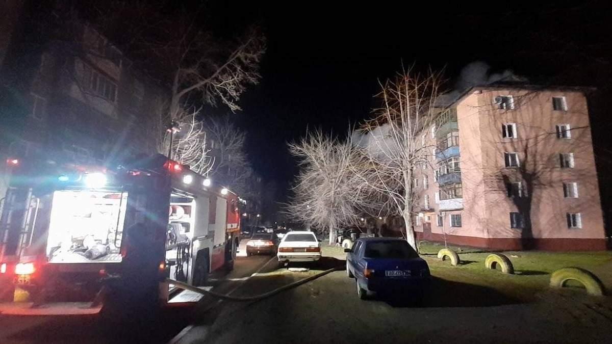 Пожар в квартире в Запорожье 4 апреля 2021: погибли 3 человека