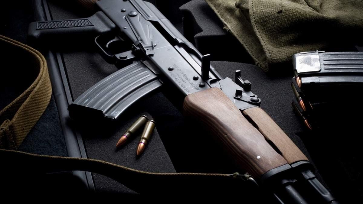 На кордоні з Білоруссю застрелився 20-річний військовий