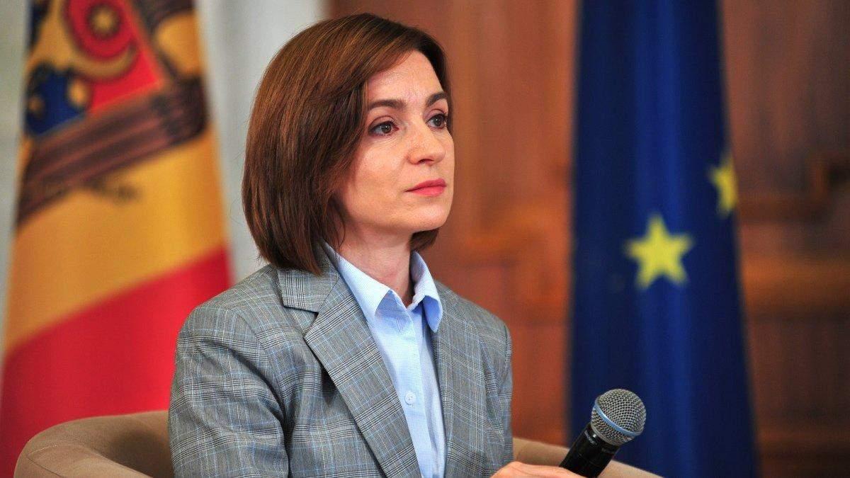 Недопустимо, – Санду о похищении экссудди Чауса в Молдове