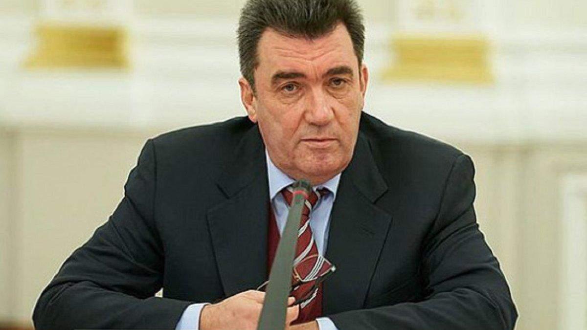 Данілов знову наполягає, що слово Донбас – інструмент гібридної війни