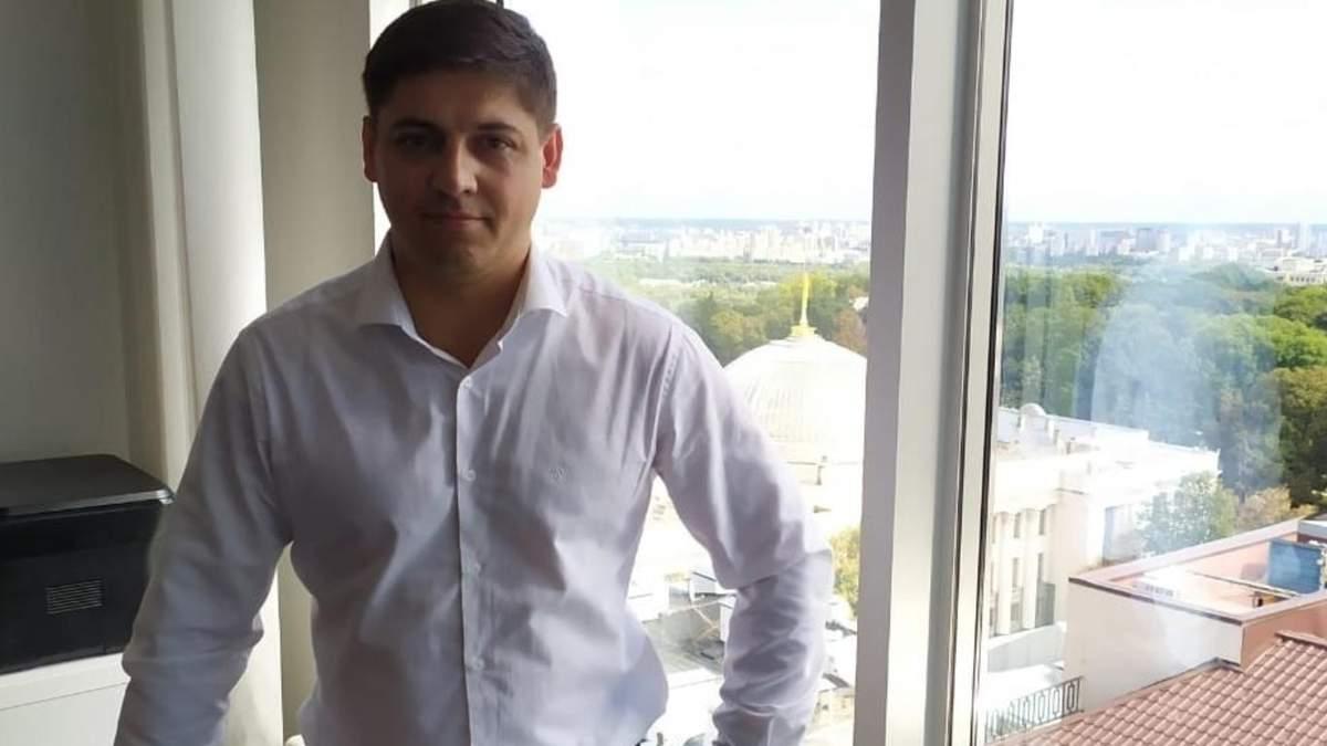 НАПК направило в суд протокол на Слугу народа Макима Березина