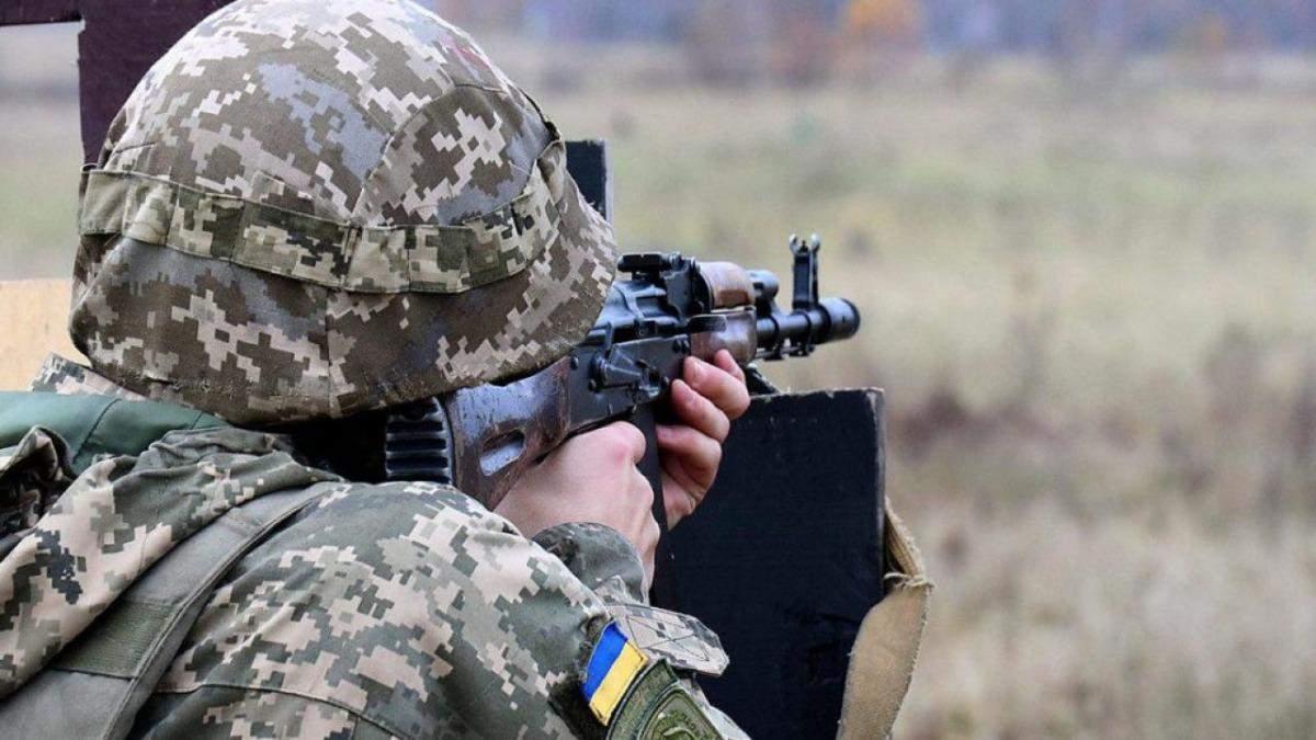 Бойовики біля Авдіївки обстріляли позиції ЗСУ: загинув військовий