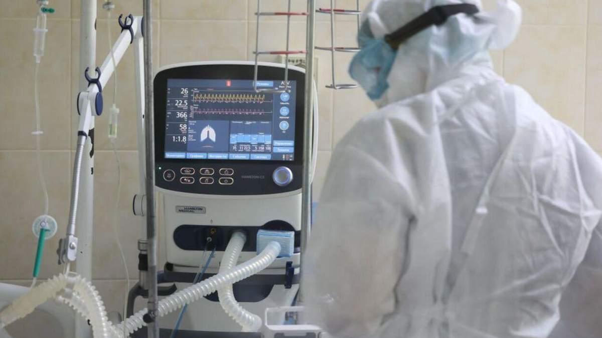 Более 1000 больных за сутки: актуальная статистика COVID-19 на Львовщине