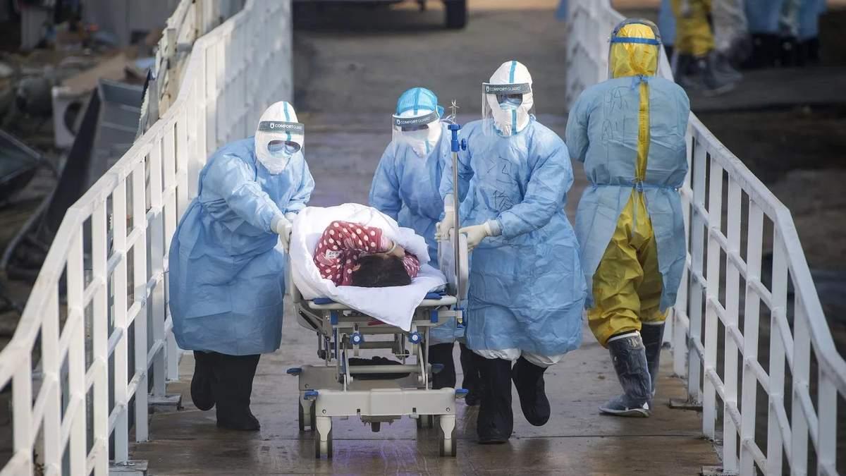 COVID-19 в Украине - как избежать госпитализации с коронавируса