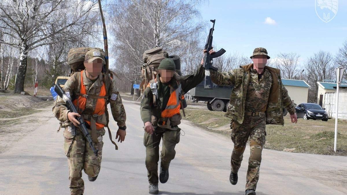Вперше жінка-військова пройшла відбір у Сили спецоперацій ЗСУ – фото