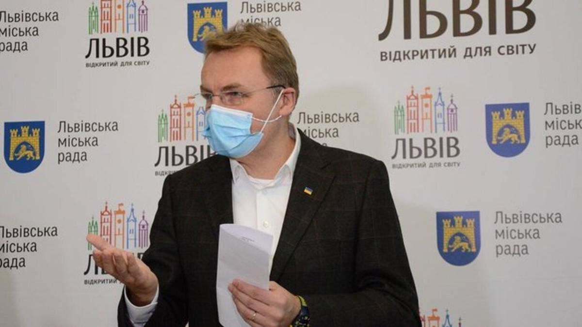 Мы вступили в период постоянных пандемий, - Садовый рассказал, остановят ли сообщение со Львовом